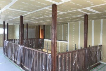 U・T様邸 塗装・クロス工事