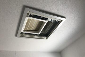 熱交換型一種換気(全室ダクト配管型)について 奥野工務店はパッシブ換気なのに?